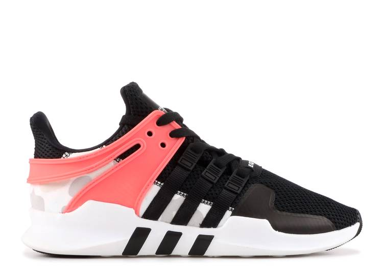 EQT Support ADV 'Core Black Turbo'