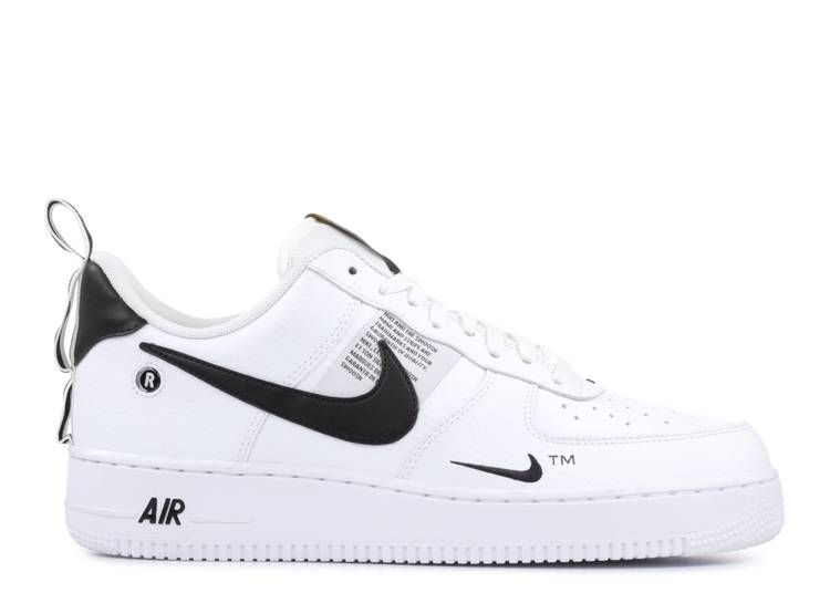 nike air force 1 07 lv8 bianche e nere