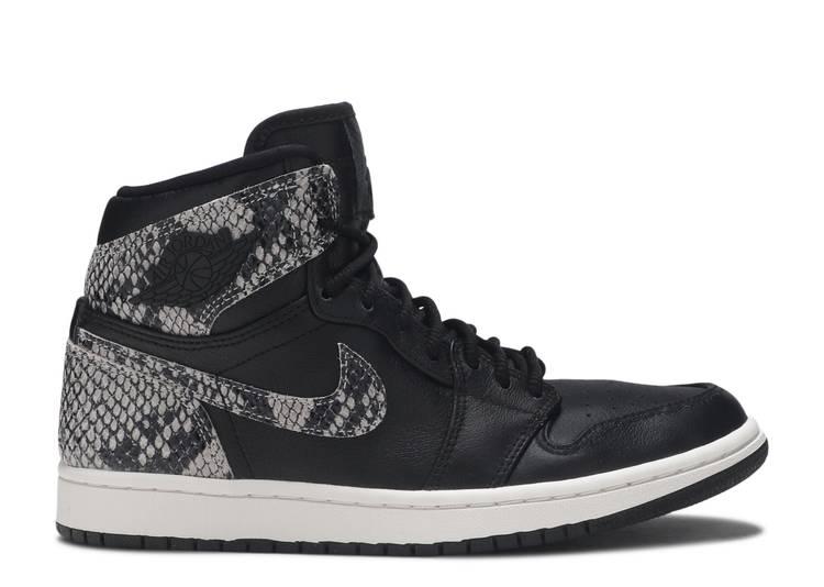 Wmns Air Jordan 1 Retro High Premium 'Snakeskin'