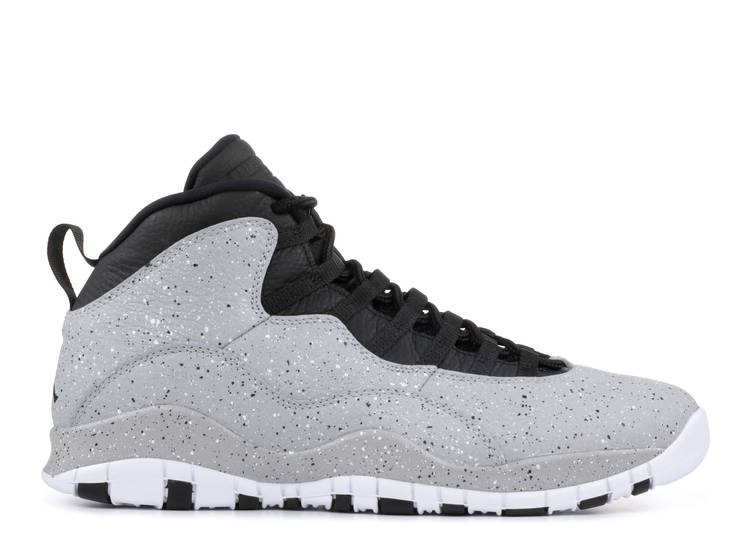 Air Jordan 10 Retro 'Cement'