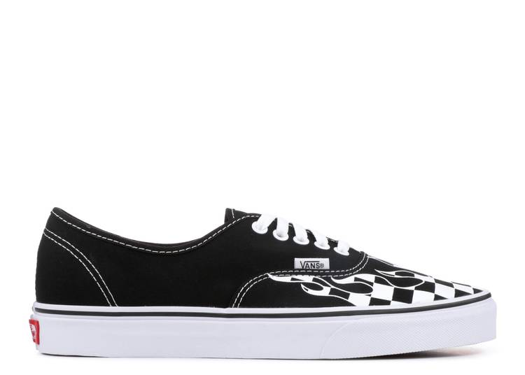 Authentic 'Checker Flame'