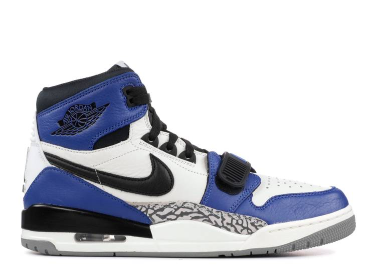 Just Don x Jordan Legacy 312 'Storm Blue'