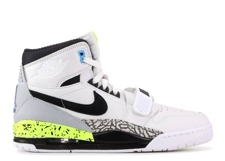 Just Don x Jordan Legacy 312 'Billy Hoyle'