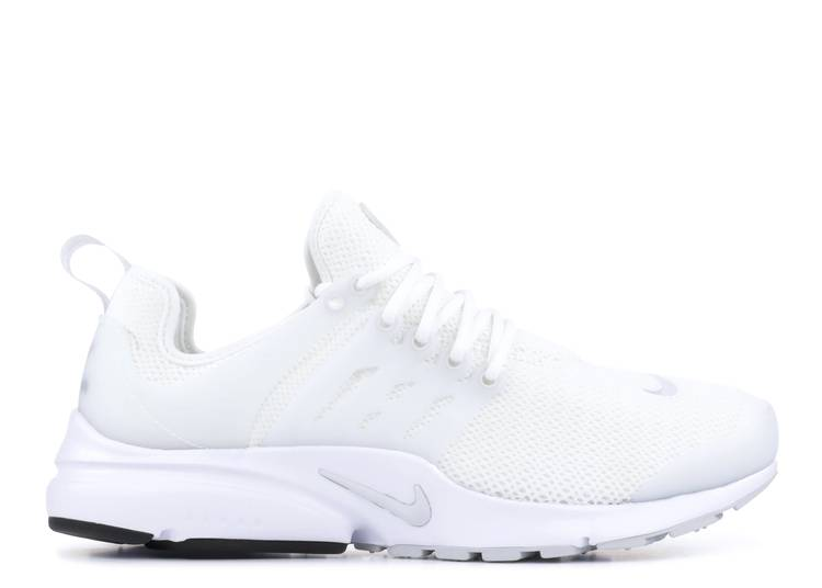 Wmns Air Presto 'White Pure Platinum'