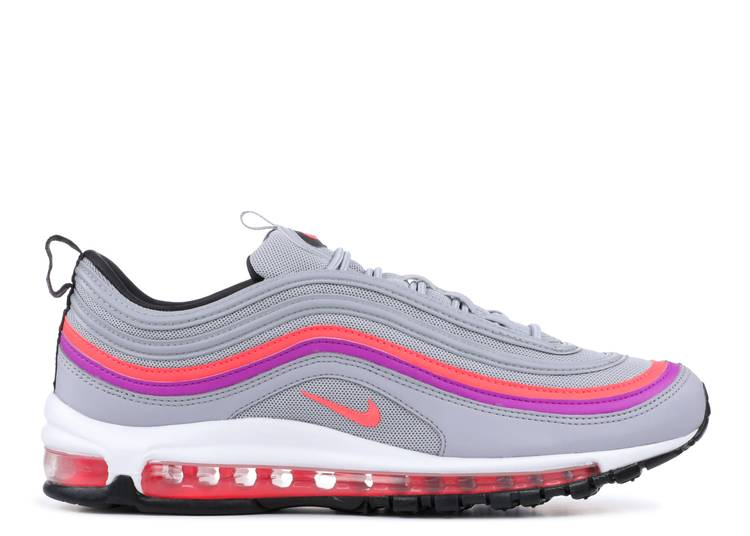 Wmns Air Max 97 'Pink Purple Stripe'