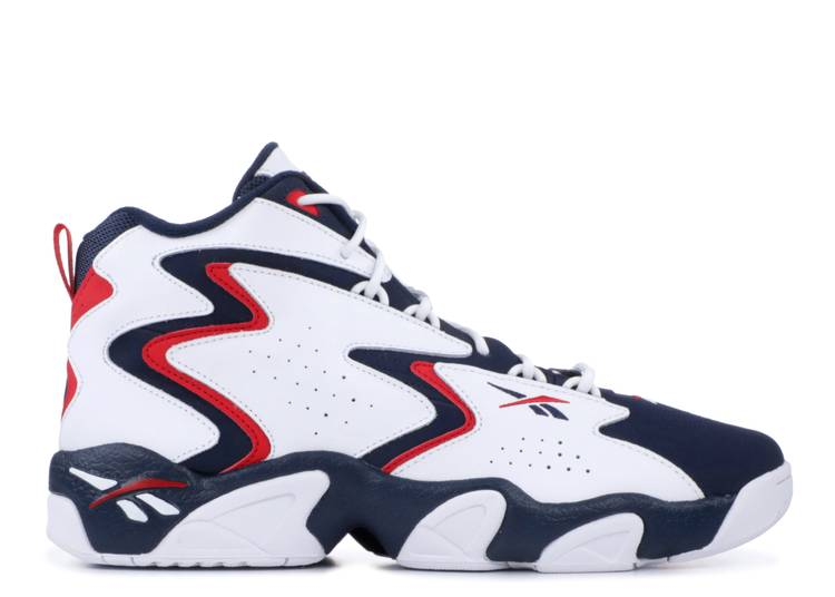 Mobius OG 'White Collegiate Navy Red'