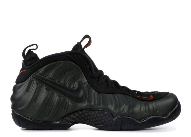 Air Foamposite Pro 'Sequoia'