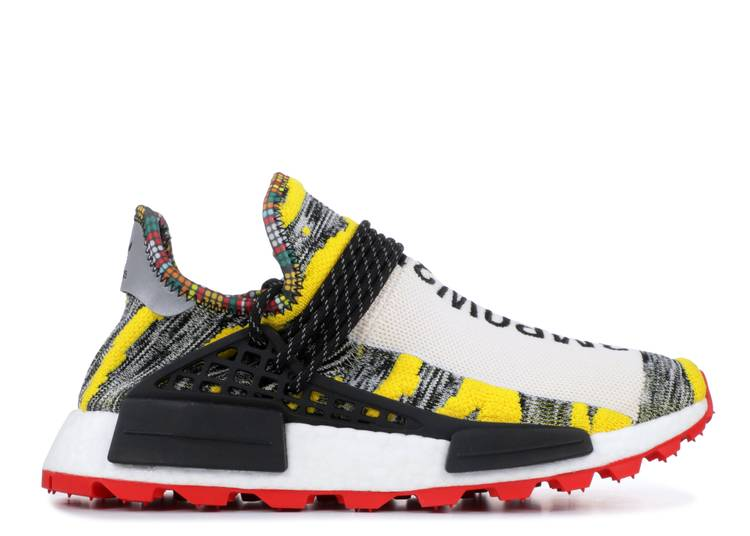 Pharrell x NMD Human Race Trail 'Solar Pack'