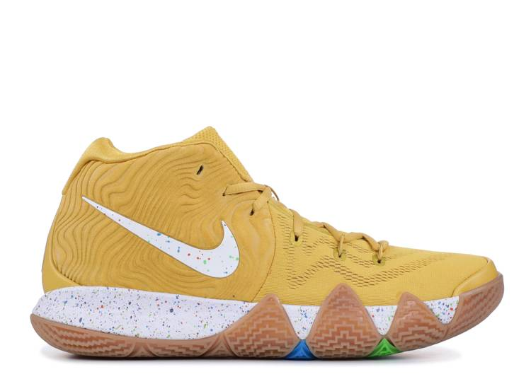 Kyrie 4 'Cinnamon Toast Crunch'