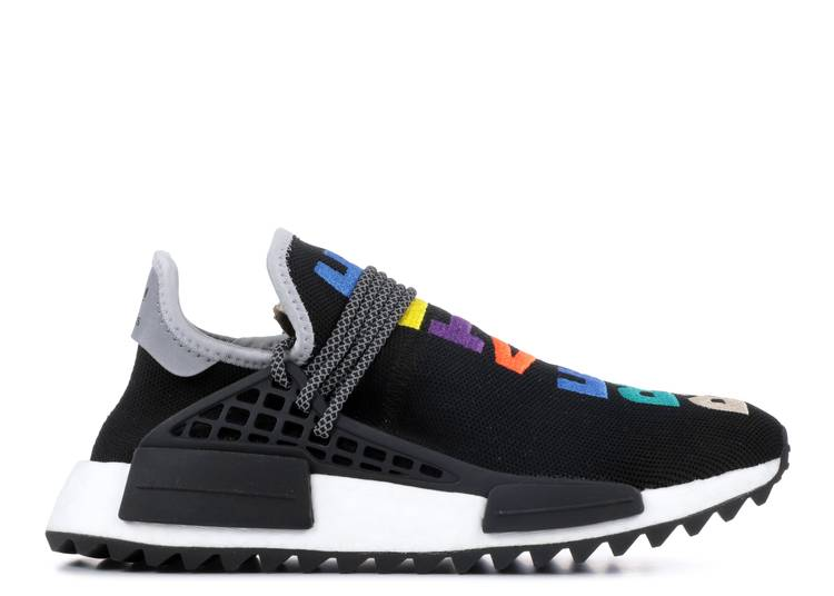 Pharrell x NMD Human Race Trail 'Friends and Family'