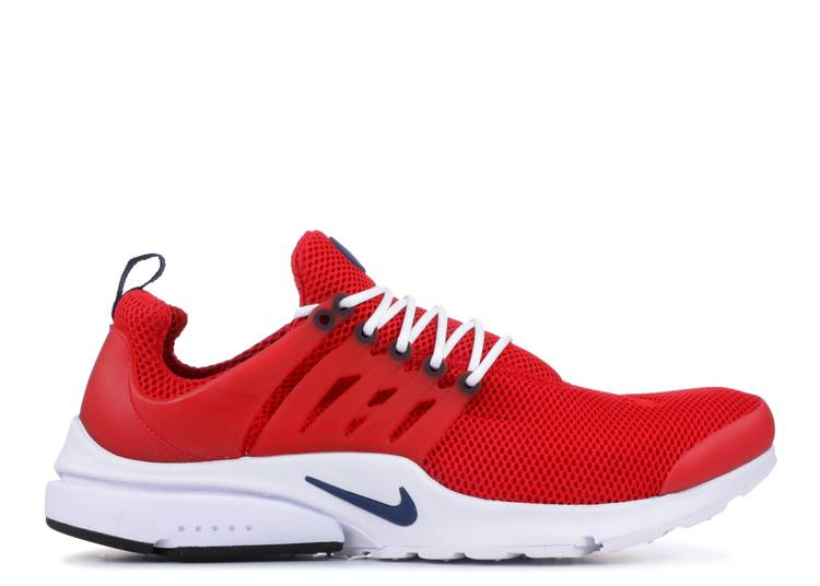 NIKE AIR PRESTO ESSENTIAL  'University Red'