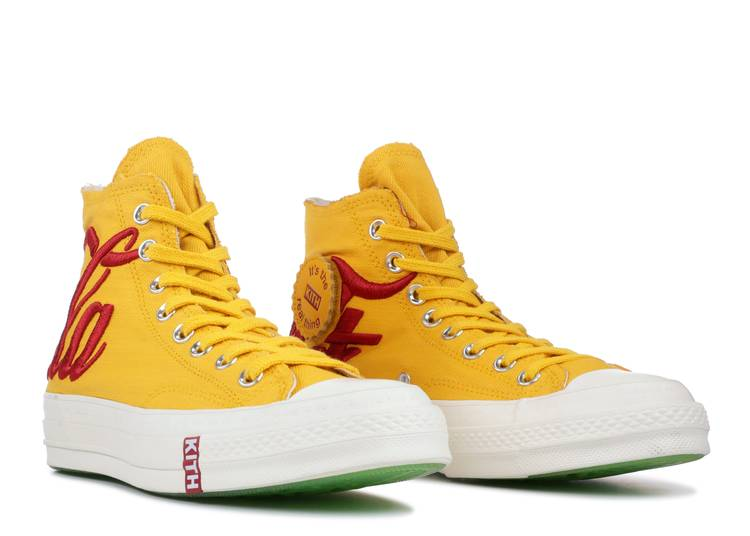 "Converse Chuck Taylor All-Star 70s Hi Kith x Coca Cola ""China"""