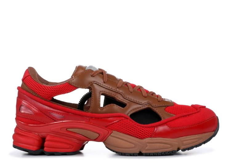 Raf Simons x Replicant Ozweego 'Red' Limited Edition Pack