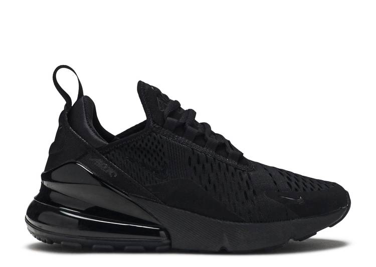 Wmns Air Max 270 'Triple Black'