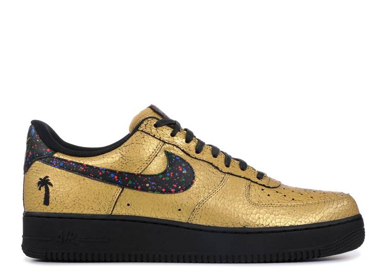 Air Force 1 Low Caribana Festival Nike Av3219 700 Metallic