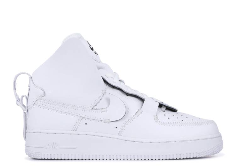PSNY x Air Force 1 High 'Triple White'