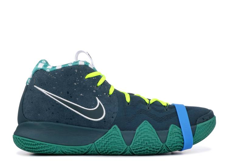 Kyrie 4 'Green Lobster' PE