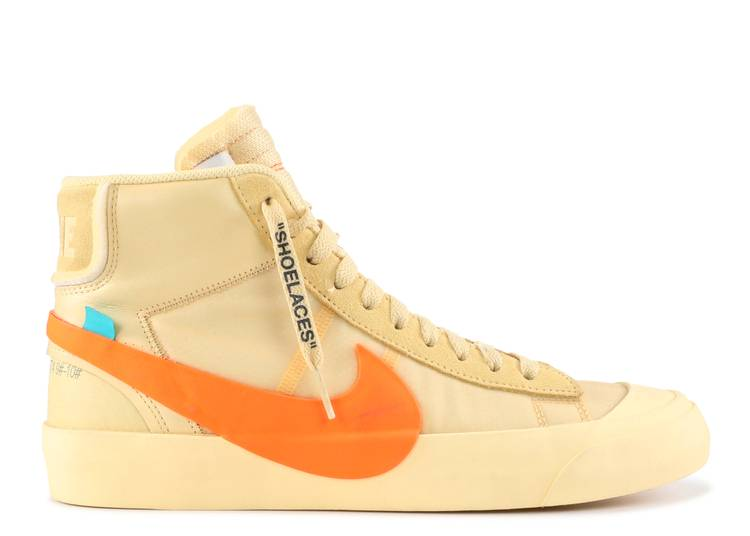 Off-White x Blazer Mid 'all hallows eve'