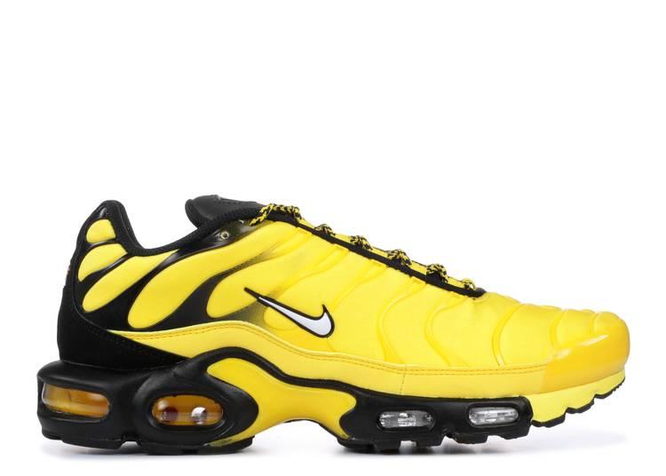 """air max plus """"tour yellow"""""""