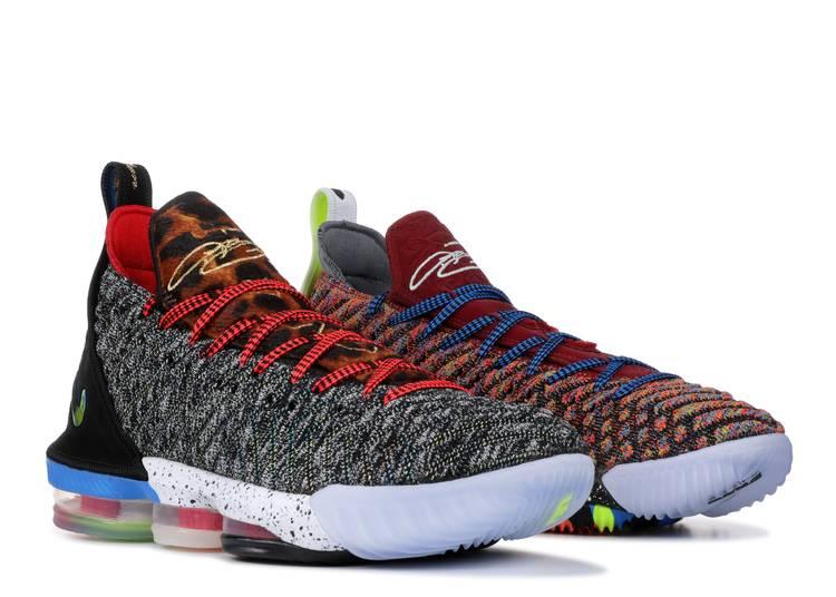 LeBron 16 'What The'