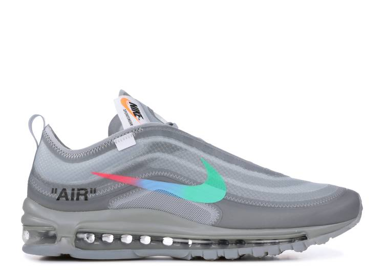 Off-White x Air Max 97 'off white'
