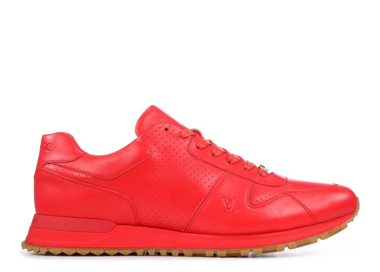 Supreme x Louis Vuitton Run 'Red Gum'