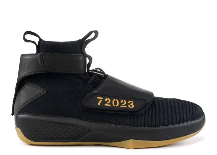 Carmelo Anthony x Rag & Bone x Air Jordan 20 Retro Flyknit 'Black'