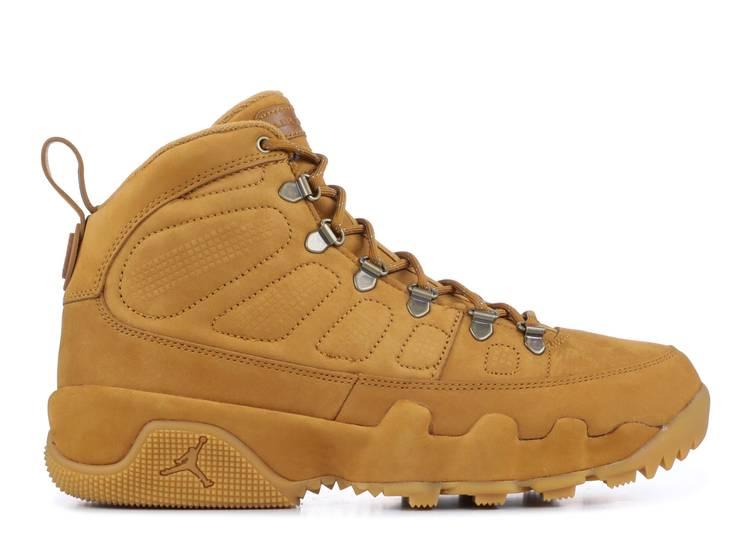 Air Jordan 9 Retro Boot NRG 'Wheat'
