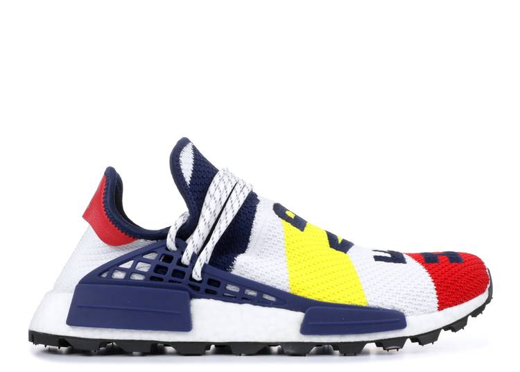 Pharrell x Billionaire Boys Club x NMD Human Race Trail 'BBC'