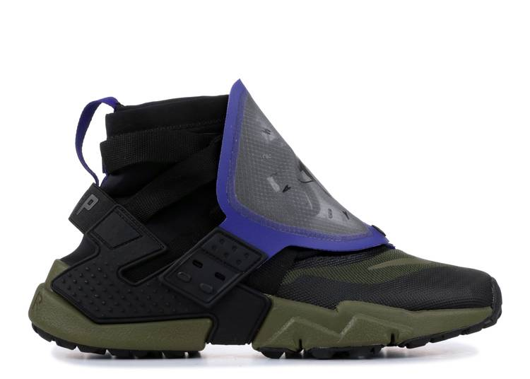 Air Huarache Gripp QS 'Black Olive'