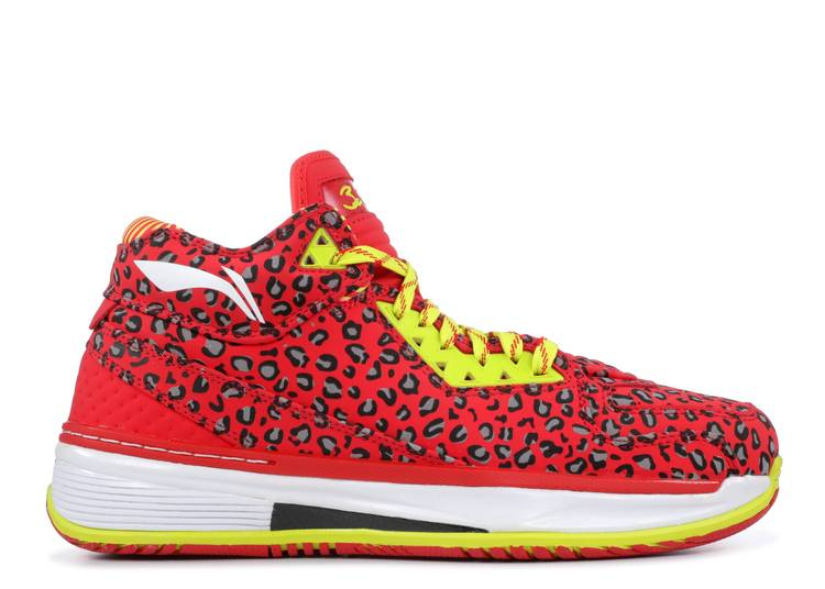 Way of Wade 2 'Red Leopard'