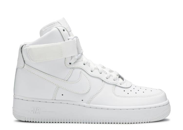 Wmns Air Force 1 High 'White'