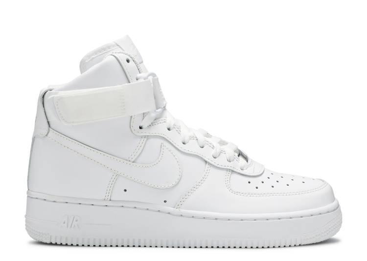"""Wmns Air Force 1 High """"White"""""""