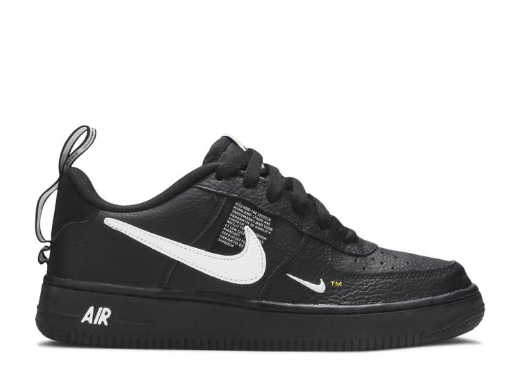 Air Force 1 Lv8 Utility GS 'Overbranding'