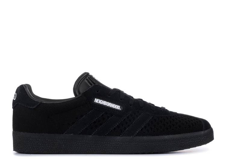 gazell super nbhd  'Triple Black'