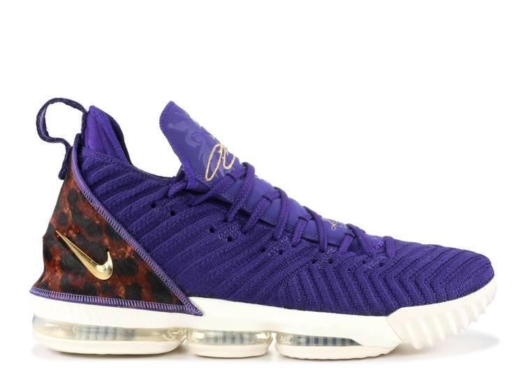 LeBron 16 'King Court Purple'