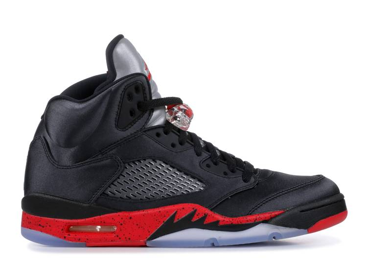 "air jordan 5 retro  ""satin bred """