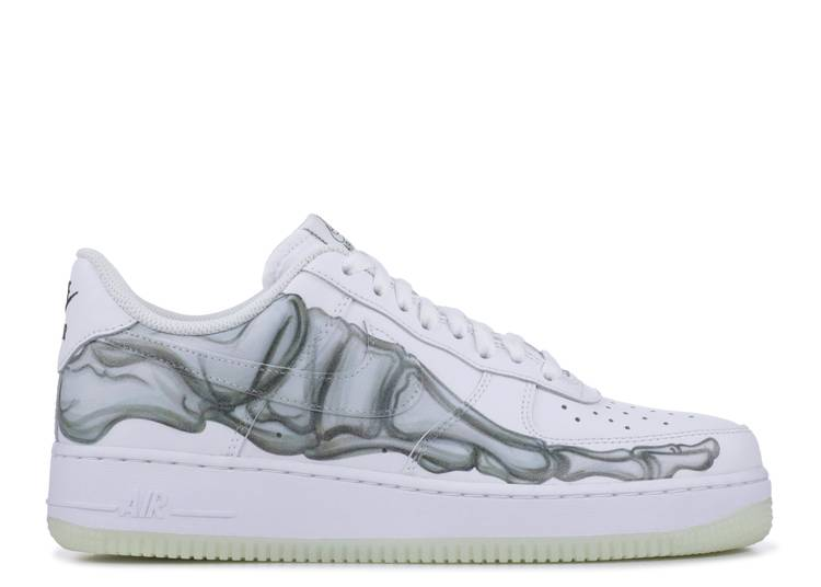 Air Force 1 Low QS 'Skeleton'