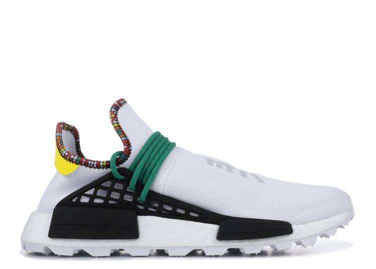 Pharrell x NMD Human Race 'Inspiration Pack'