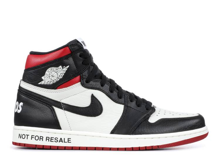 Air Jordan 1 Retro High OG NRG 'Not For Resale'