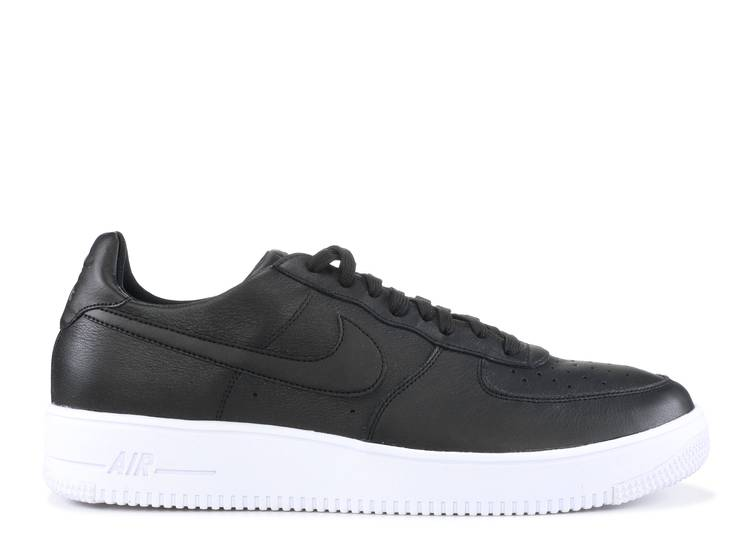 Air Force 1 Ultraforce Leather 'Black'