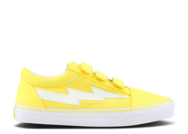 revenge x storm 'velcro yellow'