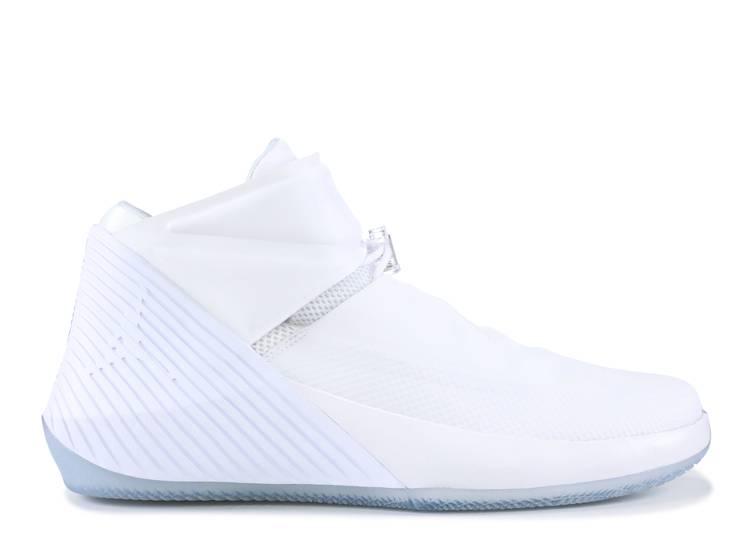 Jordan Why Not Zer0.1 'Triple White'