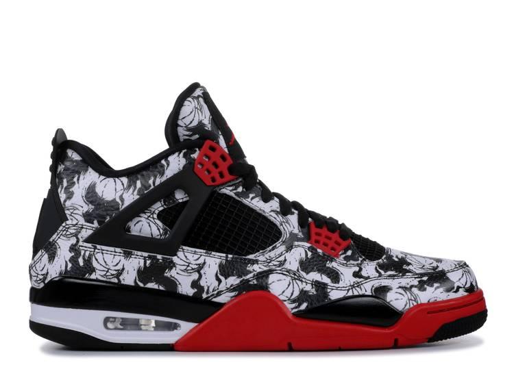 Air Jordan 4 Retro 'Tattoo'