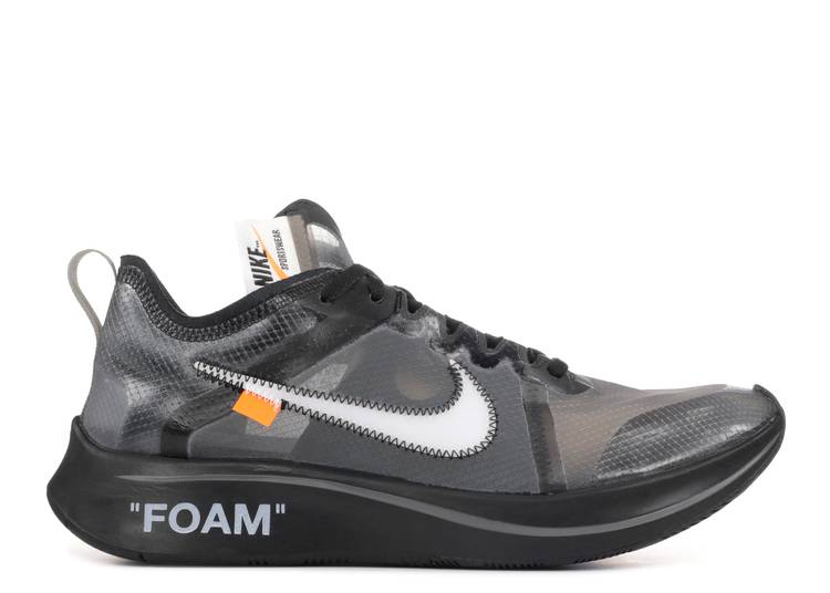 "the 10: nike zoom fly ""off white"""