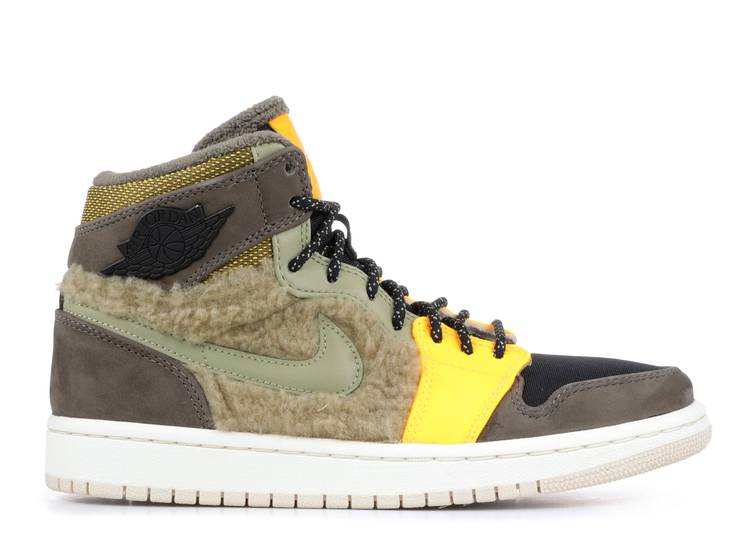 Wmns Air Jordan 1 Retro 'Utility Pack'