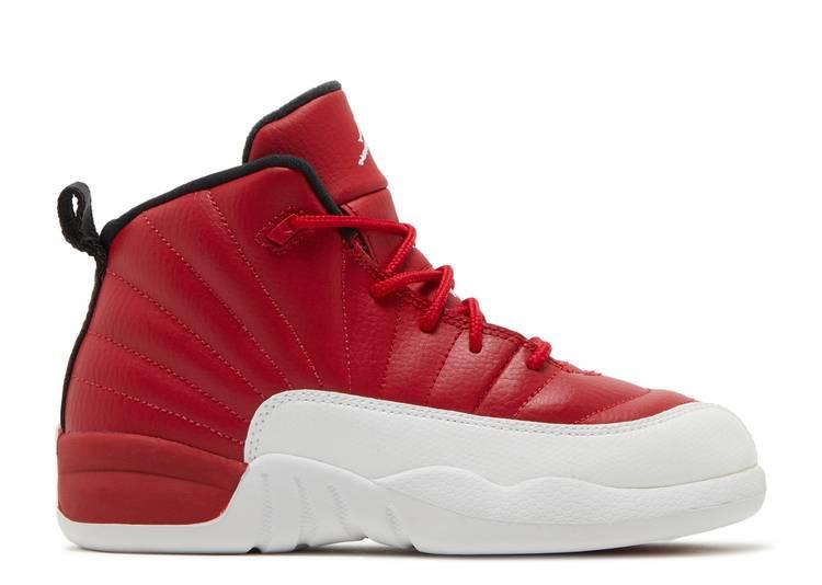 Air Jordan 12 Retro PS 'Gym Red'