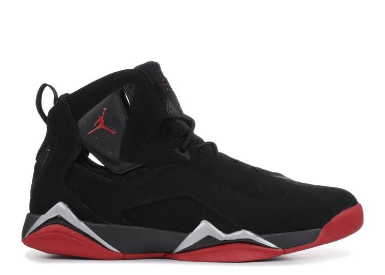 Jordan True Flight 'Black'