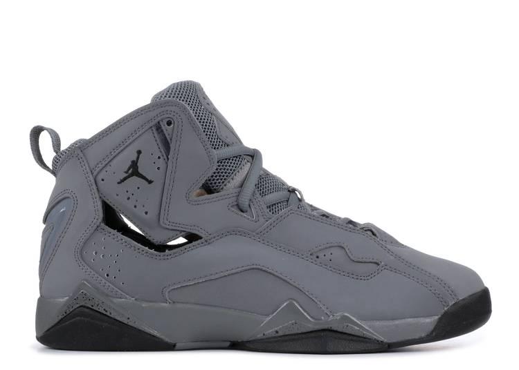 Jordan True Flight BG 'Cool Grey'