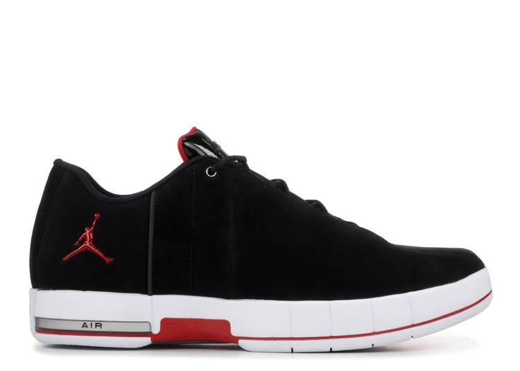 Jordan TE 2 Low 'Black'